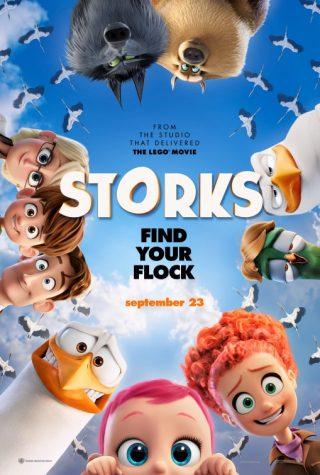 Storks Delivers