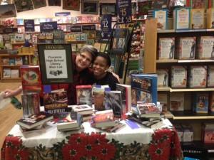Book Fair Brings in the Dough