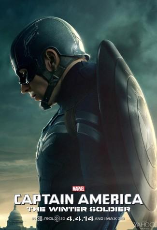 Captain America Sequel Soars
