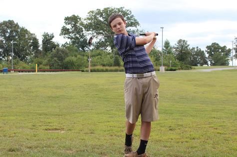 Jack Stanke: Future Golf Star?