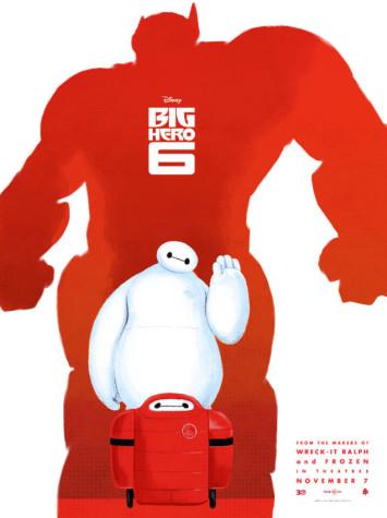 Big Hero 6 Provides Perfect Frozen Detox
