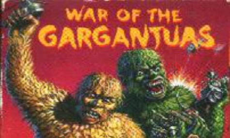 A Gargantuan Blast from the Past