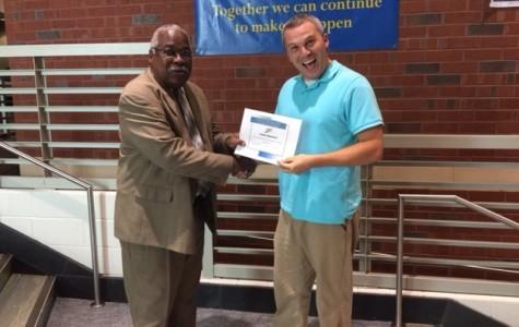 Teacher of the Month: Jason Barnett