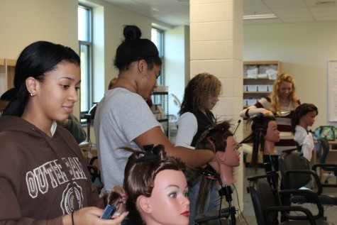 Get Salon Chic at FCHS