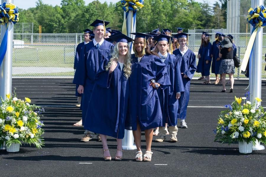 2015 FCHS graduating class