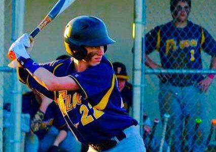 Making His Mark in Baseball