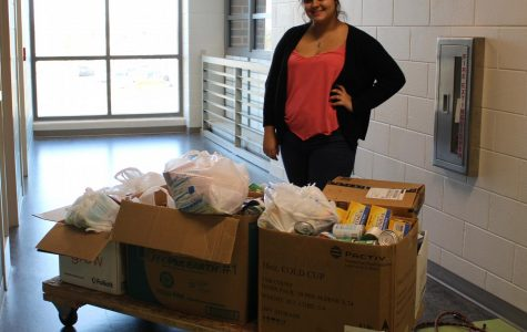 Interact Sponsors Drive for Hurricane Victims