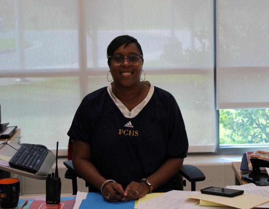 New Principal Has Big Plans for Fluvanna