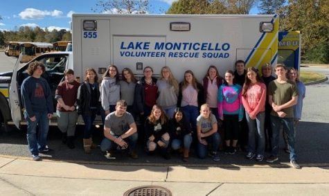 EMT Career Pathway Added at FCHS