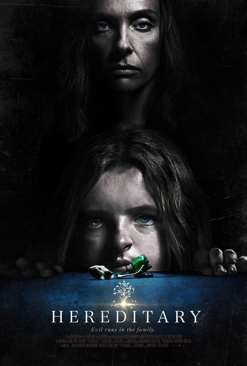 Hereditary poster courtesy of A24 under Creative Commons License