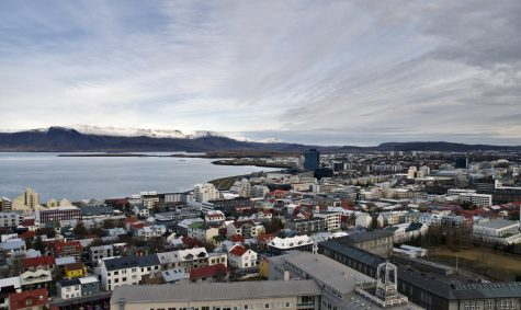 Reykjavik, Iceland in October of 2009. Photo courtesy of Wikipedia Commons under Creative Commons License.