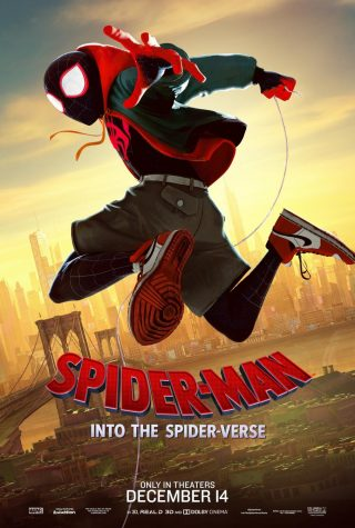 Spider-Man: Into The Spiderverse Swings Into Theaters