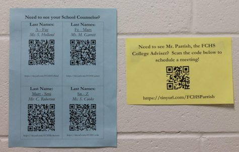 QR Codes Guide the Way