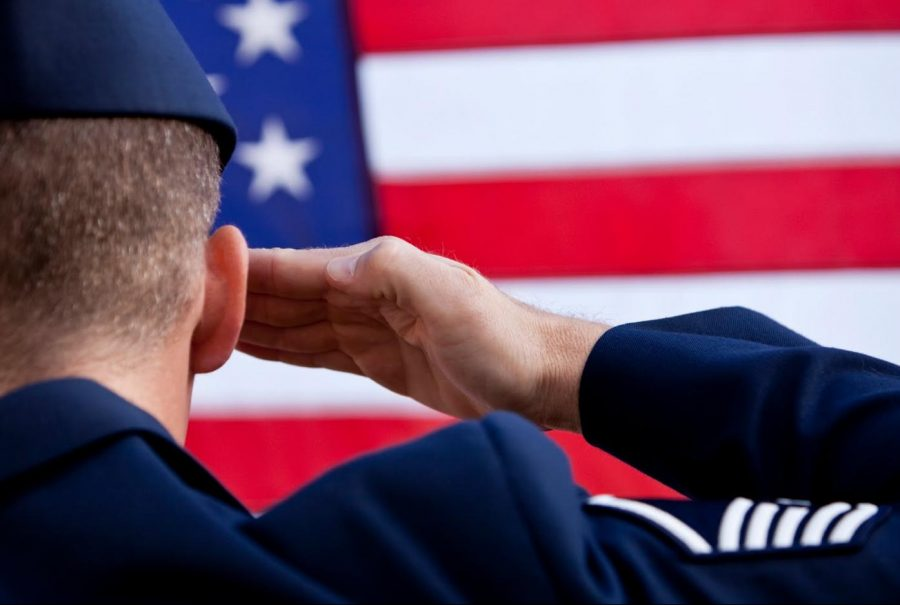 Editorial: We Honor Our Veterans