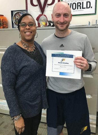 Staff Member of the Month: Heath Bralley