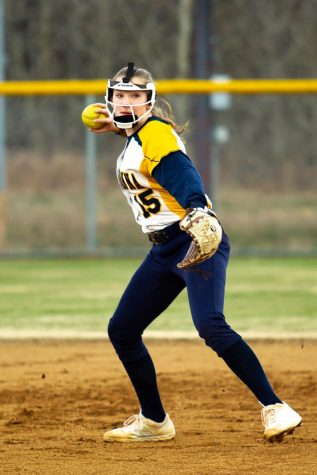 Softball photo courtesy of Kenward Photos