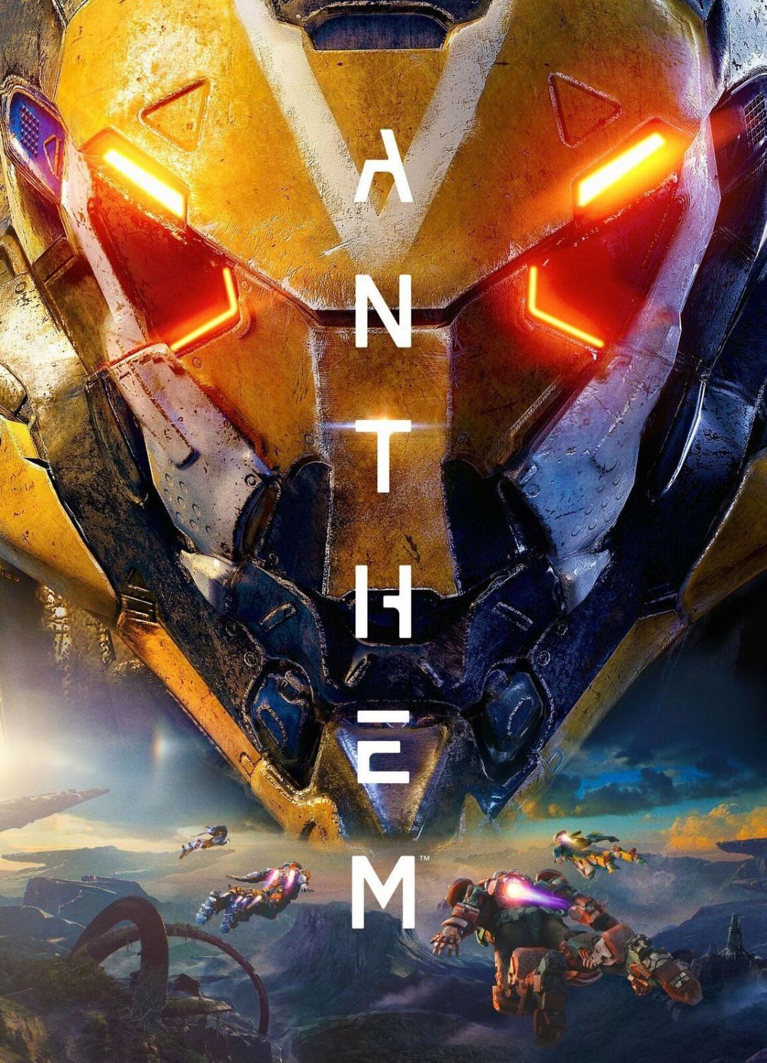 Anthem box art courtesy of Bioware and EA