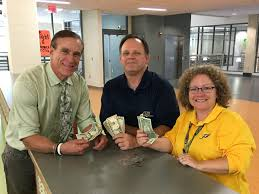 2019-20 Economics and Personal Finance Teachers: Gary Greenwood, Darren McCauley, and Christine Kreitzman