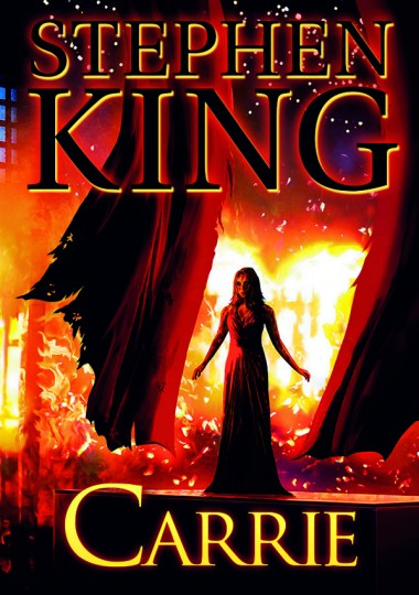 Book Review - Carrie By Stephen King