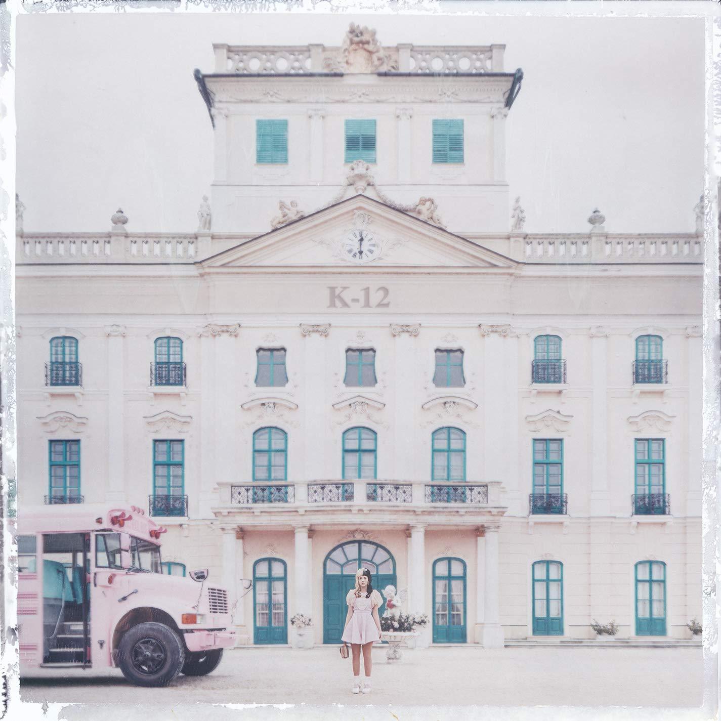 Melanie Martinez's K-12 album cover.  Photo courtesy of Google Images
