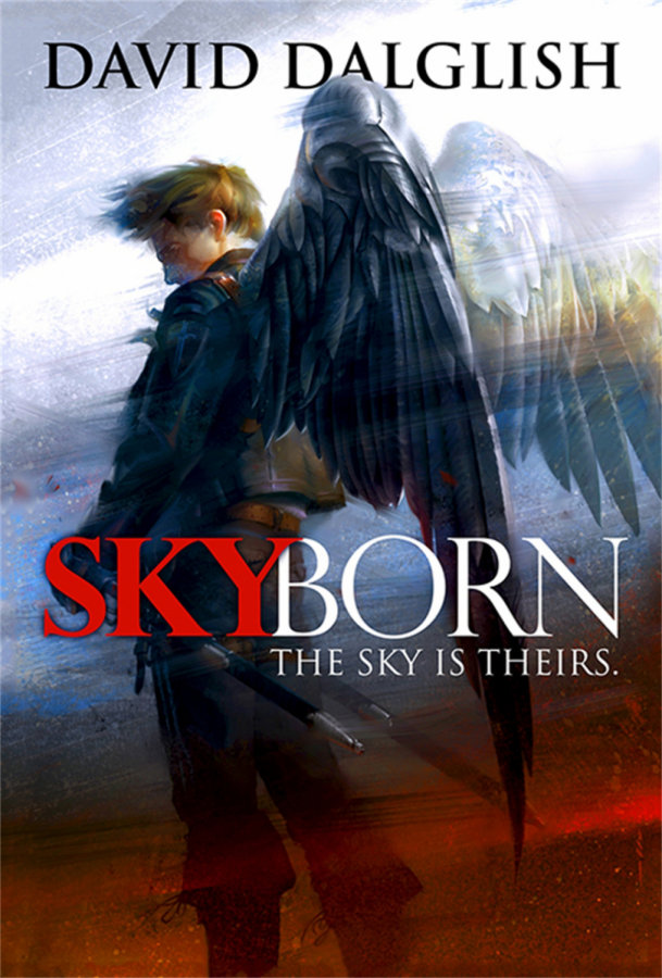 David Dalglish's Skyborn Breaks the Ceiling with Sky-High Flying