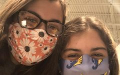 Hybrid students will be required to wear a mask everyday, all day while inside of the school.