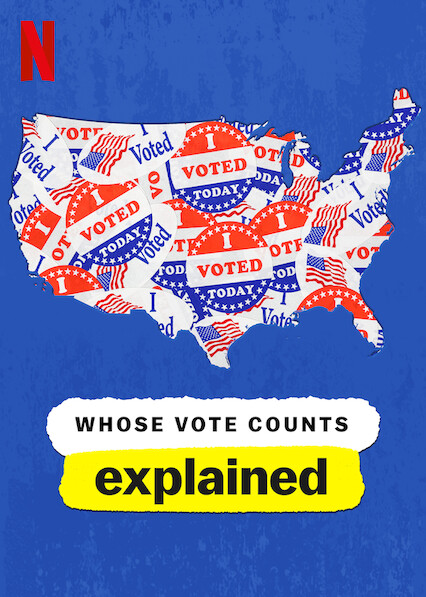 Docuseries explains why every vote counts