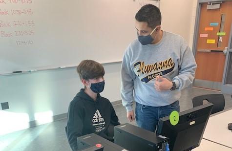 New Virtual Teacher: Kenny Larios