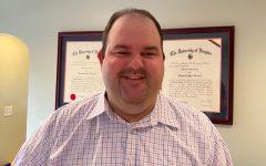 Assistant Principal Kyle Gravitt