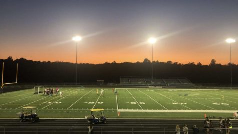An FCHS Field Hockey game from 2020.
