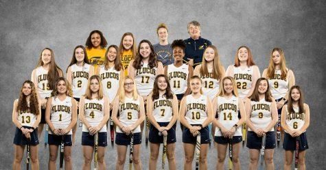 The 2021 Varsity Field Hockey team