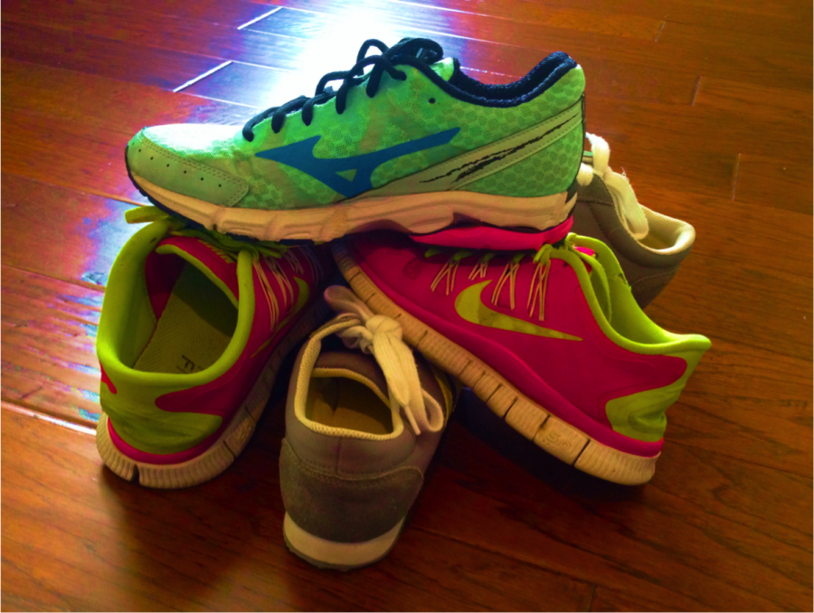 Five tips for buying running shoes