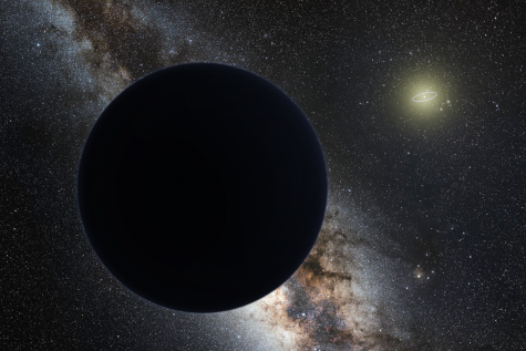Does a ninth planet exist in our solar system?