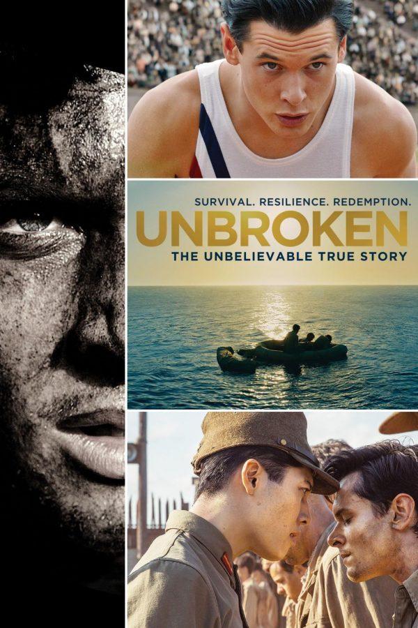 Unbroken: an intense account of historical events