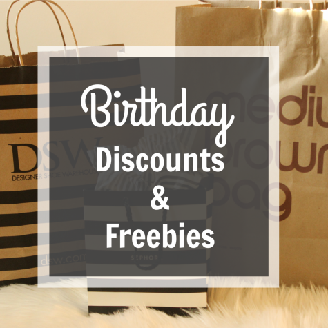 Free Things To Get On Your Birthday