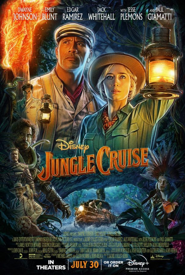 Jungle Cruise is an Exciting Ride